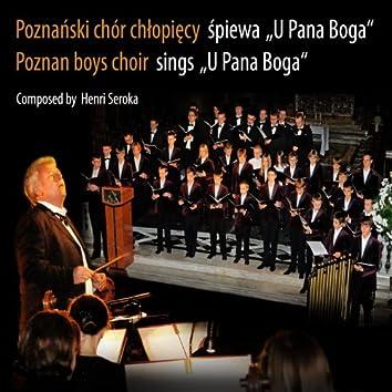 Poznan Boys Choir Sings U Pana Boga