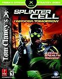 Tom Clancy's Splinter Cell - Pandora Tomorrow: Prima Official Game Guide