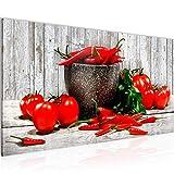 Wandbilder Küche - Gemüse Modern Vlies Leinwand
