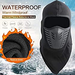 Windproof Face Mask - $4.69 (slow ship)