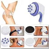 Elektrisch Massagegerät Anti Cellulite Gerät Körper Fettabbau Vibration Massage