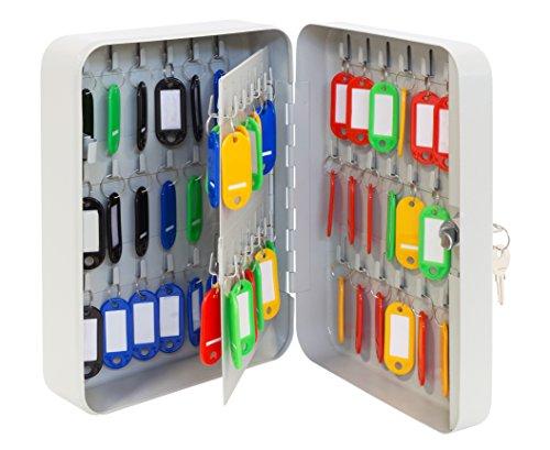 Arregui PLL60 Armario fijo para 60 llaves, en acero pintado, 250x180x80