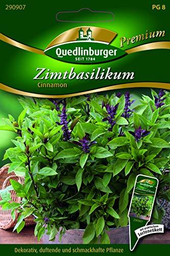 Zimtbasilikum, Cinnamon Quedlinburger Saatgut Samen 290907