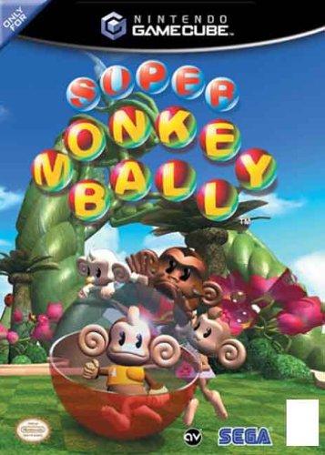 GameCube - Super Monkey Ball