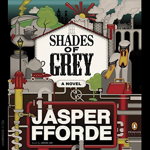 Shades of Grey Audiobook By Jasper Fforde cover art