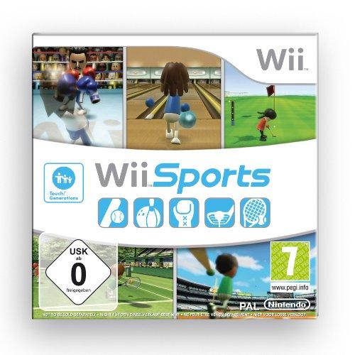 Wii Sports [Nintendo Wii / Deutschland]