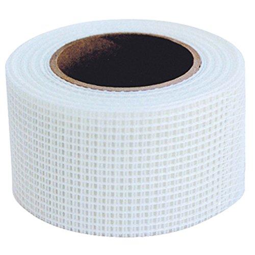 Fibre adhésive de renforce pour fibres et plastiques 50 mm x 20 mts.