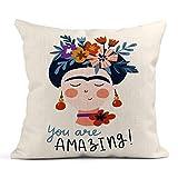 Cojín Avatar Frida Khalo...