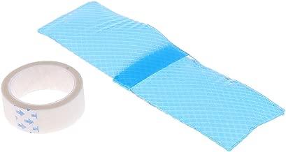 Sharplace Plantilla de Acr/ílico Transparente para Hacer Estuche de Pluma DIY Accesorios de Artesan/ía de Cuero