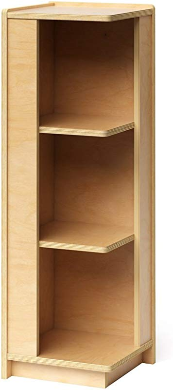 Whitney Brothers 36 Storage Corner Cabinet