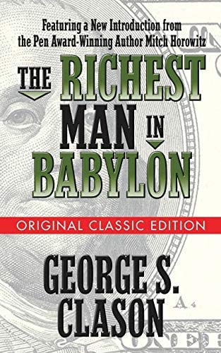 The Richest Man in Babylon Original Classic Edition product image