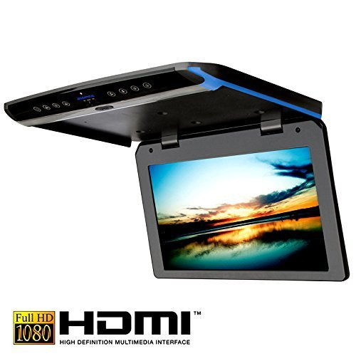 AMPIRE monitor Full HD plafond 39,6 cm (15,6 inch) met HDMI-ingang