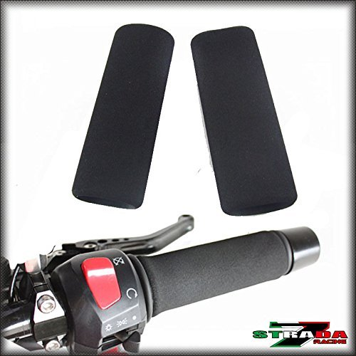 Strada 7 Anti Vibration Foam Grip Covers fits Honda CB500F CB500X CBR500R
