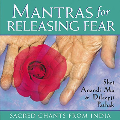Mantras for Releasing Fear audiobook cover art