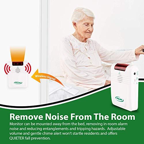 Smart Caregiver Wireless Bed Alarm System