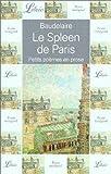 Le Spleen de Paris - J'ai lu - 27/06/2001