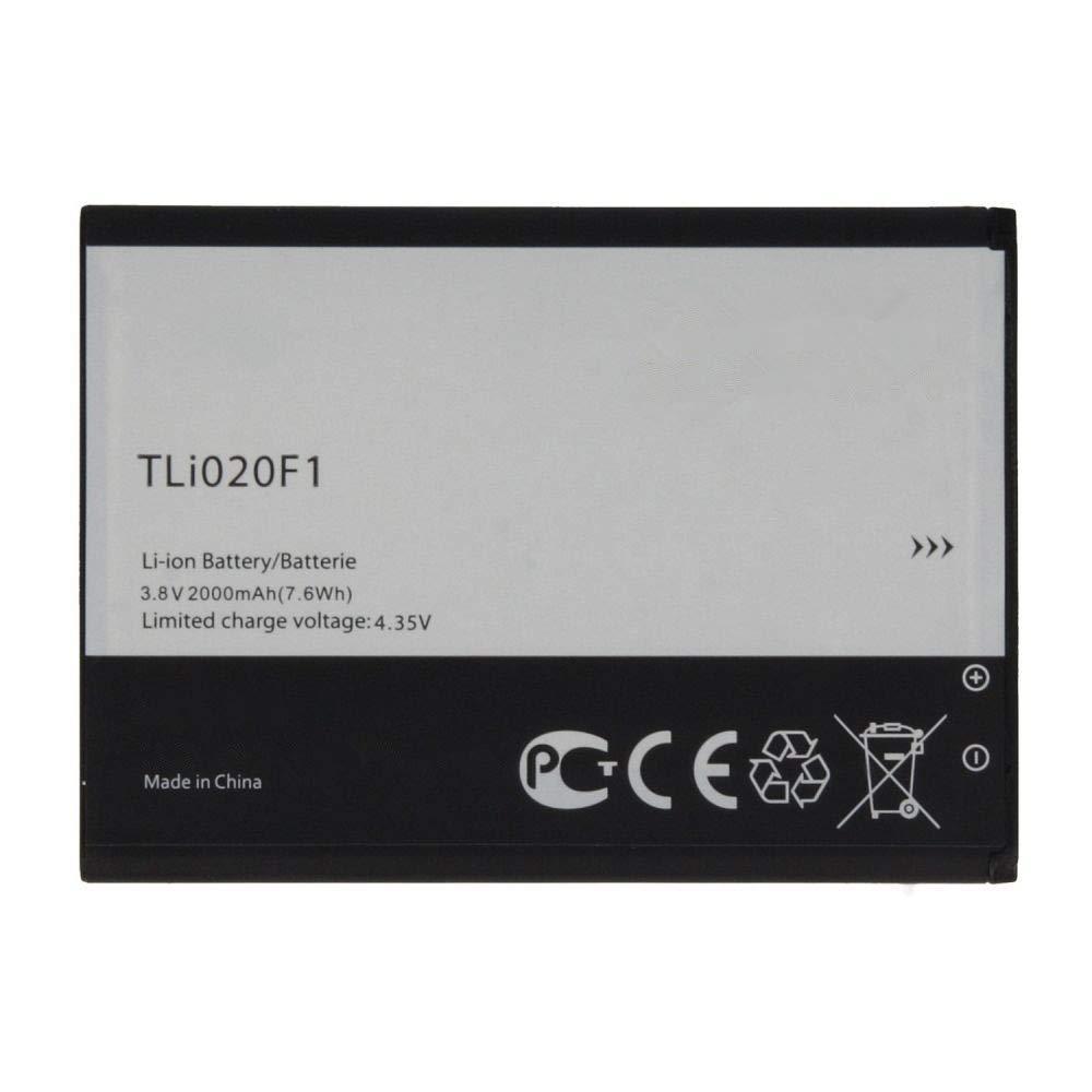 Uniamy Internal Replacement Battery For Alcatel One Touch OT-7041 OT-7041X OT-5042 OT-5042F OT-5042G OT-5042X TLi020F1…