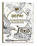 Harry Potter: Magisches Malbuch -