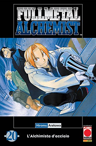 Fullmetal alchemist. L'alchimista d'acciaio (Vol. 20)