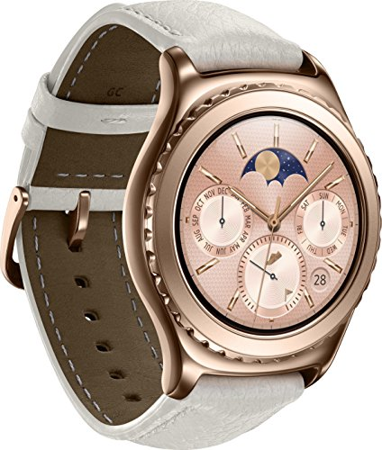 Samsung Gear S2 Classic Smartwatch - Roségold