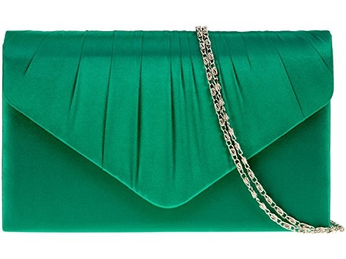 Fi9® - Cartera mano mujer Varios Colores verde