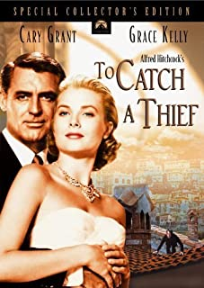To Catch A Thief (1955) by Warner Bros. by Various