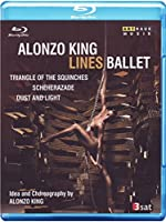 Alonzo King Lines Ballet [Blu-ray] [Import]