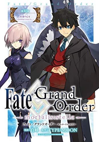 Fate/Grand Order -mortalis:stella- 第12節 紅蓮の乙女 ~貴女が夢見た幸せは今も~① Fate/Grand Order -mortalis:stella- 連載版 (ZERO-SUMコミックス)
