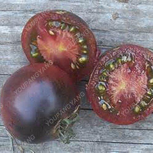 100 GIANT tomate Graines Big boeuf graines hybrides tomate Bonsai NO-OGM légumes Graines jardin Plantation Livraison gratuite Chocolat
