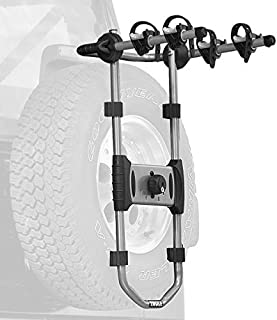 Mopar TSPRO963 Jeep Wrangler Liberty Spare Tire Bicycle Carrier