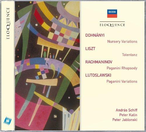Dohnányi: Variations on a Nursery Song, Op.25 - Var.11: Choral (Maestoso)