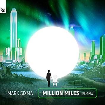 Million Miles (Remixes)