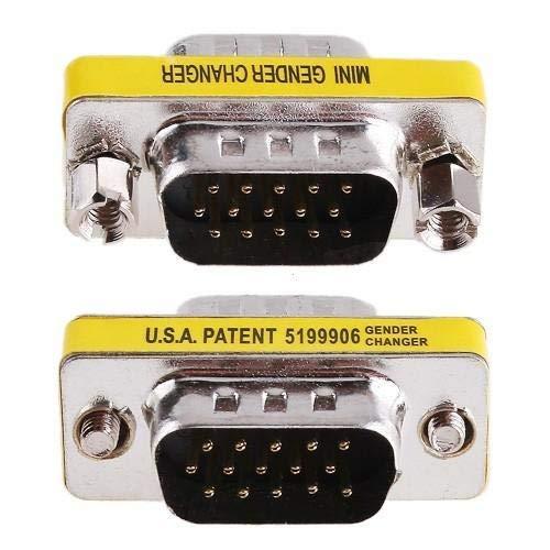 Manhattan HD15 - VGA VGA (D-Sub) - Adaptador para cable (VGA (D-Sub),...