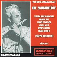 Mozart - Die Zauberflote (Cologne 1954 Keilberth) by Stich-Randall / Schock / Lipp / Greindl / Hotter / Kunz / Sert / Cologne Radio / Keilberth
