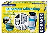 KOSMOS Experimente & Forschung 634025 Mikroskop, Selbstbau-Mikorskop
