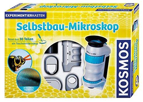 Selbstbau-Mikroskop: Baue aus 30 Teilen ein Taschenmikroskop