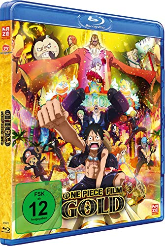 One Piece: Gold - 12. Film - [Blu-ray]