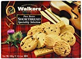 Walkers Shortbread Specialty Selection, Ausgewählte Sorten Shortbread, 350 g