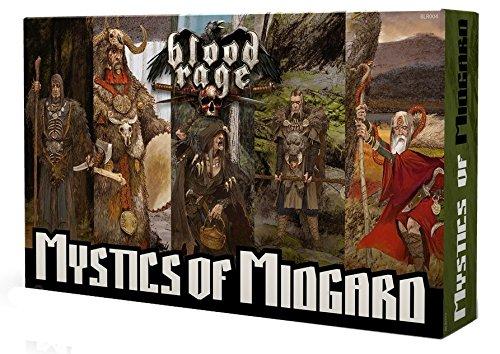 Blood Rage Mistycy z Midgardu