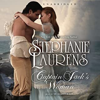 Captain Jack's Woman audiobook cover art