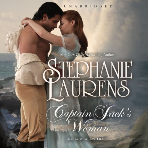 Captain Jack's Woman copertina