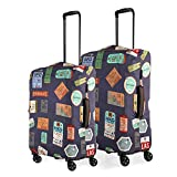 Best Luggage - Nasher Miles Eco Friendly Polyester 65 & 75 Review