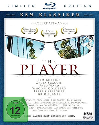The Player [Limited Edition] [Blu-ray]