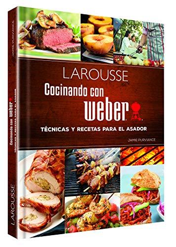 Cocinando con Weber