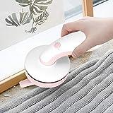 Emoshayoga Máquina de Limpieza Cepillo de Nailon Duradero y Resistente al Desgaste Aspiradora inalámbrica Batería de Litio de 1200 mAh Aspiradora de Barrido para la Cocina casera(Pink)