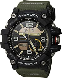 G-SHOCK Mudmaster Sports Watch (CASIO)