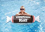 Playtek Pool Float Tootsie Roll Noodle, Brown