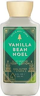 Bath & Body Works, Signature Collection Body Lotion, Vanilla Bean Noel, 8 Ounce
