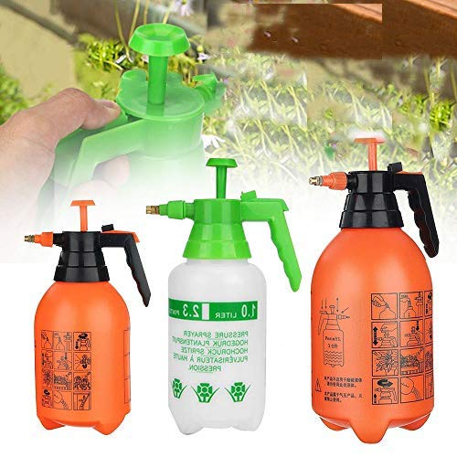 MZY1188 Pulverizador de presión Manual, Botella de Spray de jardín, Herramienta de rociador de riego de riego de Flores de Plantas, Botella de Spray multipropósito para el hogar y el jardín