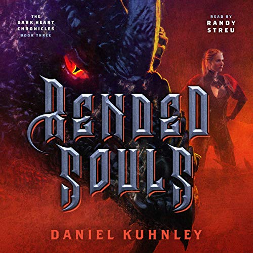Rended Souls audiobook cover art